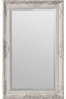premier housewares espejo de pared rstico vintage x cm cremadorado