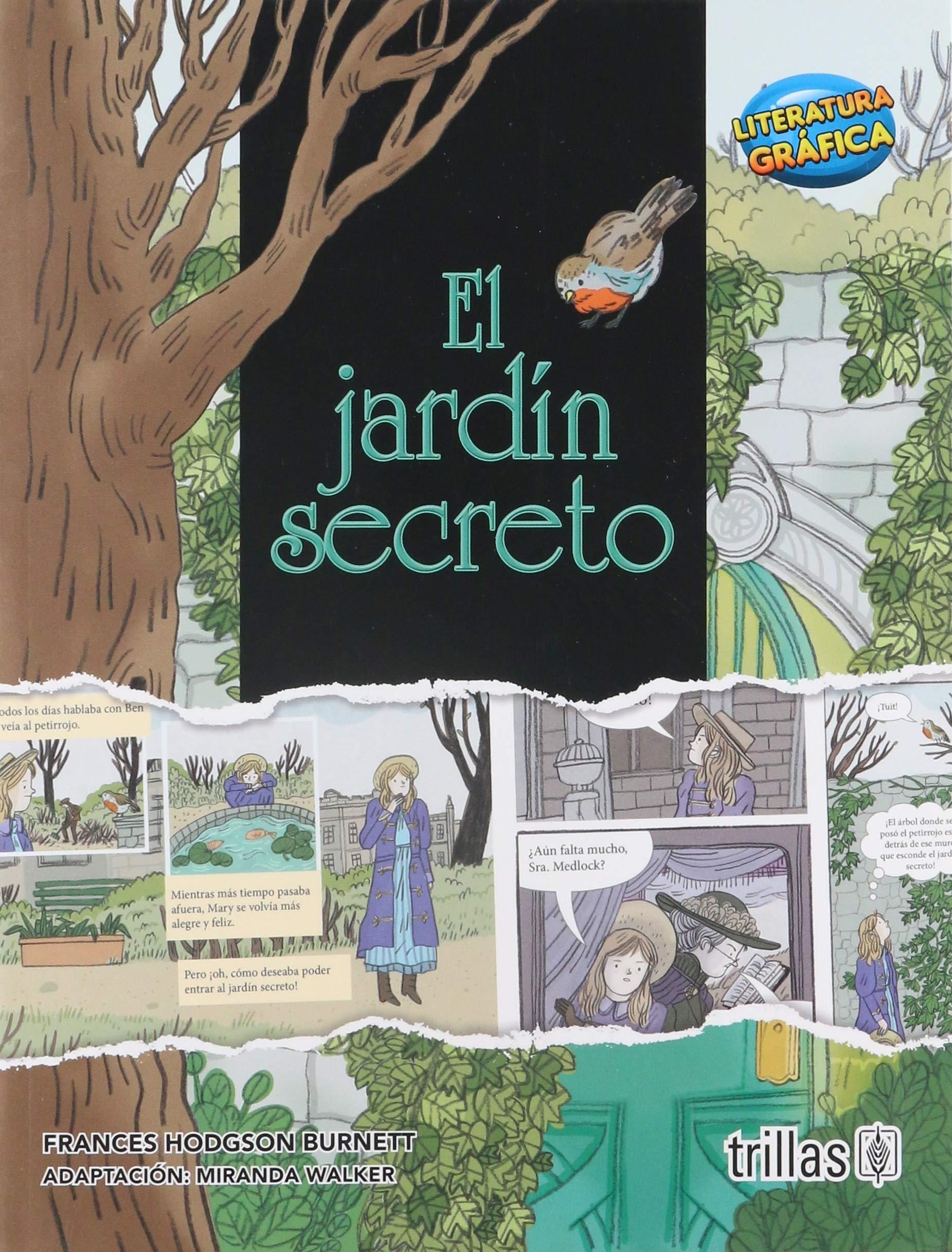 El Jardin Secreto: Amazon.es: Miranda Walker, Frances Hodgson Burnett: Libros
