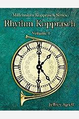 Rhythm Kopprasch: Volume I (Millennium Kopprasch Series) (Volume 1) Paperback