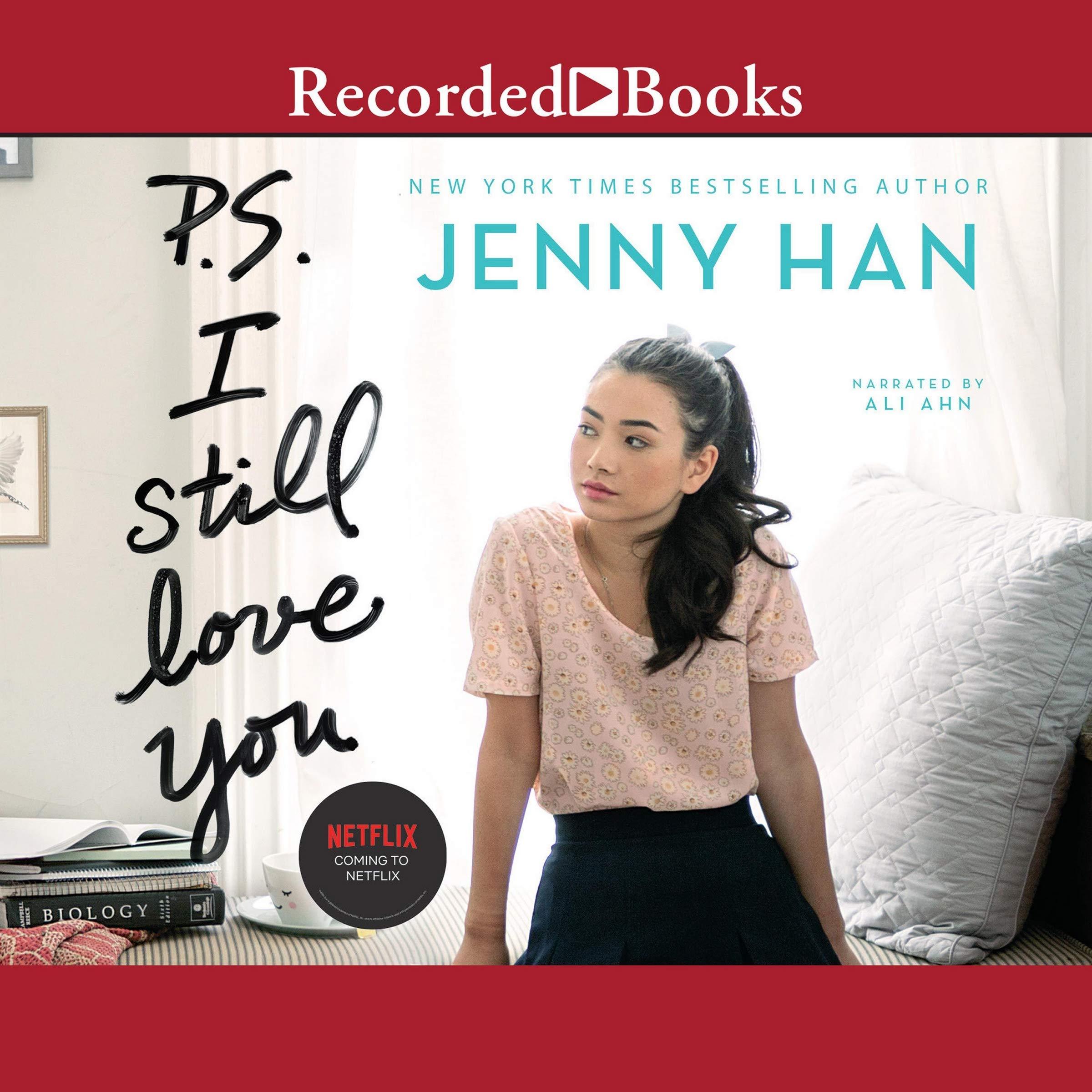 P S I Still Love You The To All The Boys I Ve Loved Before Series Book 2 Jenny Han 9781664483941 Amazon Com Books