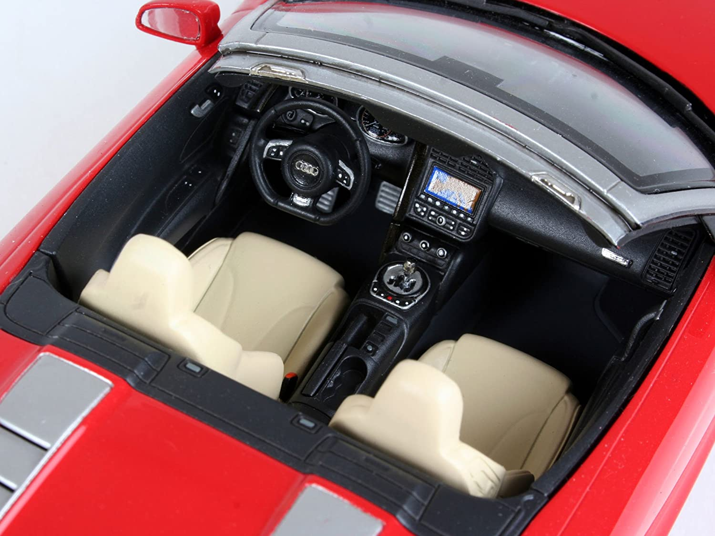 Revell 1:24 Scale 07094 Audi R8 Spyder Vehicle Model