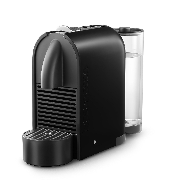 Nespresso U Machine Amazoncom Nespresso U D50 Espresso Maker Pure Black Espresso