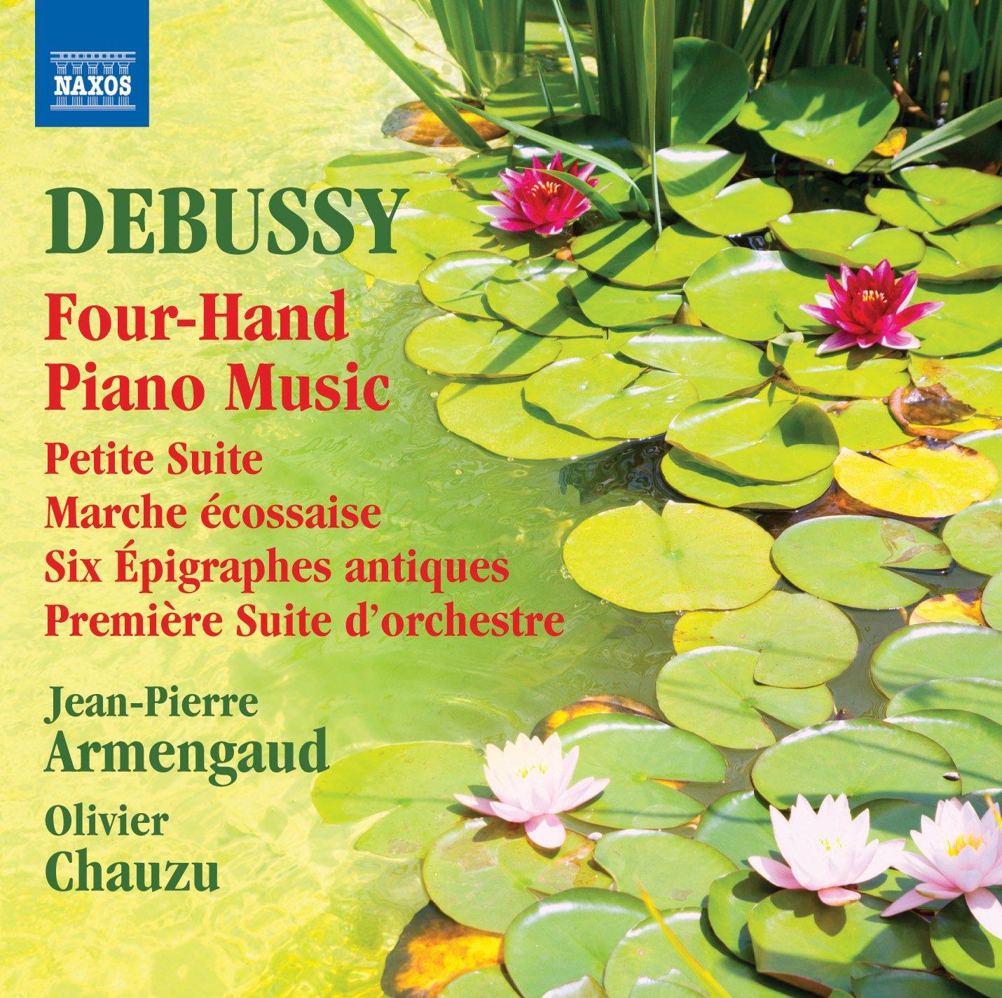 Armengaud chauzu debussy debussy four hand piano music armengaud chauzu debussy debussy four hand piano music amazon music izmirmasajfo