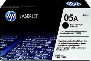 HP 05A | CE505A | Toner Cartridge | Black