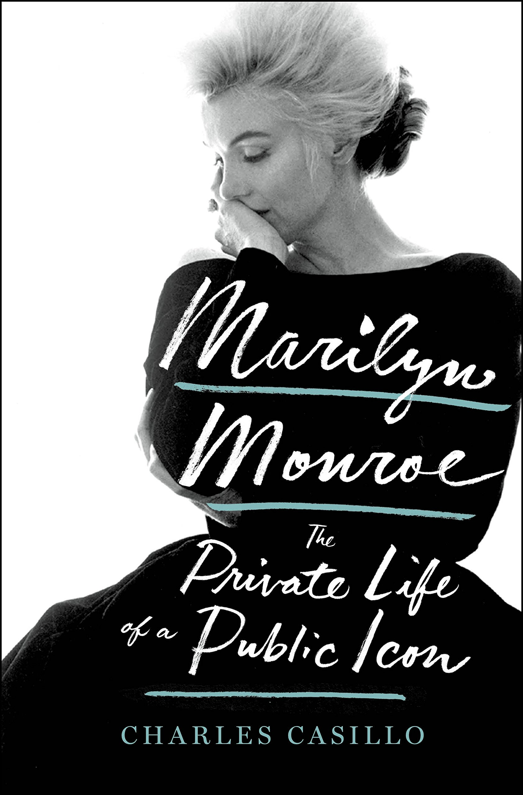 amazon marilyn monroe the private life of a public icon
