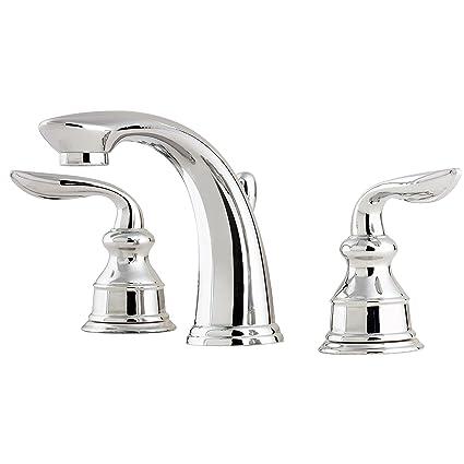 Pfister FM49CBCC Avalon 2-Handle 8 Inch Widespread Bathroom Faucet ...
