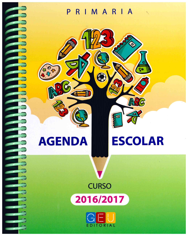 AGENDA ESCOLAR 2016/2017. PRIMARIA ELASTIC (ESPIRAL ...
