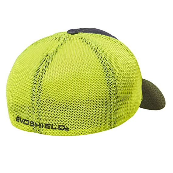 fef09aeb1b9 ... reduced evoshield neon onslaught flex fit hat 9b65a c2b16