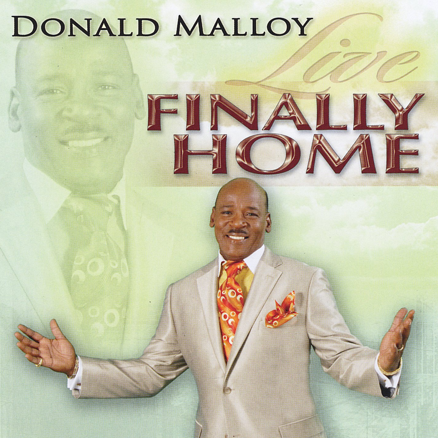 Finally Home Live by CD Baby