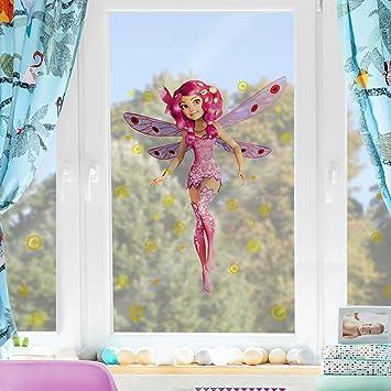 Fenster Aufkleber Mia And Me U2013 Mia Yuko Und Mo, Kinderzimmer, Mädchen,  Einhörner
