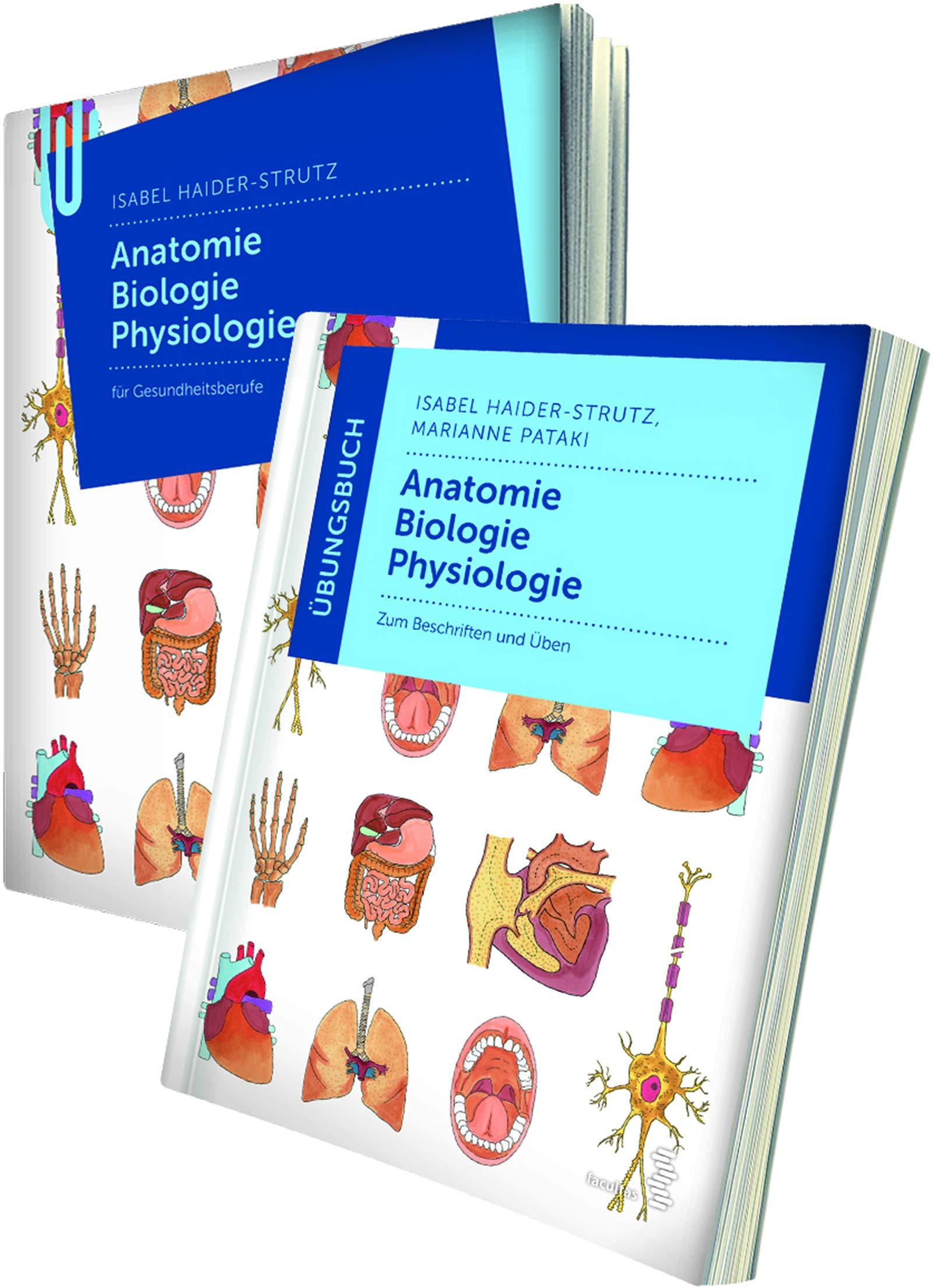Lernpaket Anatomie Biologie Physiologie: Amazon.de: Isabel Haider ...