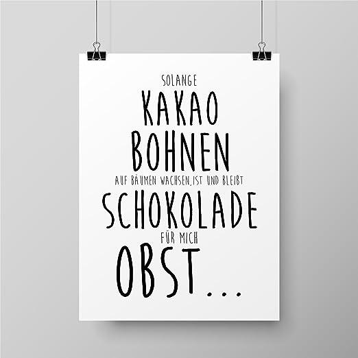 papierschmie.de Spruch-Poster | Küche Schlafzimmer Wohnzimmer WG ...
