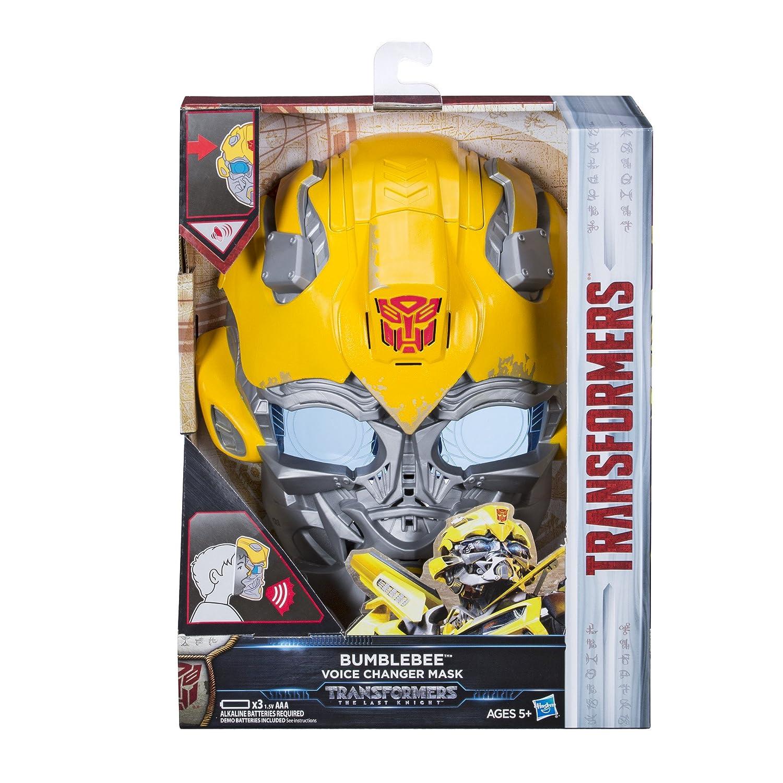 Transformers-Bumblebee Movie voce CHANGER Maschera Autobot sqweeks