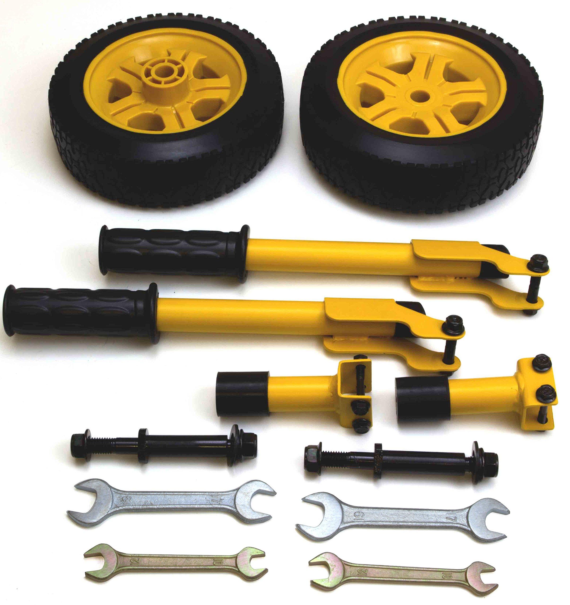 WEN 56410 Generator Wheel and Handle Kit for the 4050-Watt Generator (Model 56400)