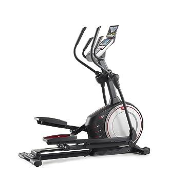 Proform Endurance 520E bicicleta elíptica Unisex, negro