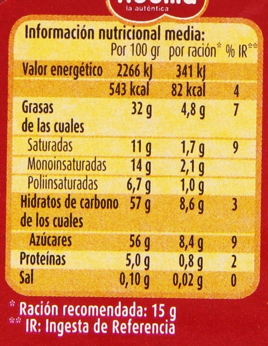 Nocilla - La auténtica - Crema al cacao - 1 kg: Amazon.es: Alimentación y bebidas