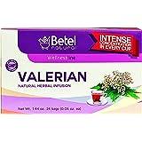 Valerian / Valeriana Tea - Amazing Healthy Support for Relaxation and Sleep - 24 Tea Bags