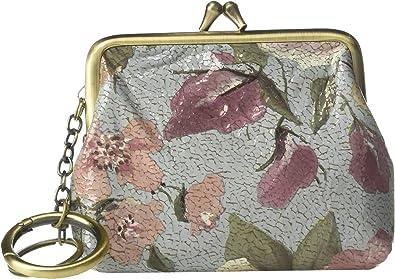 974f24e2f83d Amazon.com: Patricia Nash Women's Large Borse Coin Purse Crackled ...