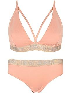 Tokyo Laundry Women s Sports Bra and Briefs Set  Amazon.co.uk  Clothing 367f18430