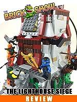 LEGO Ninjago The Lighthouse Siege Review : LEGO 70594
