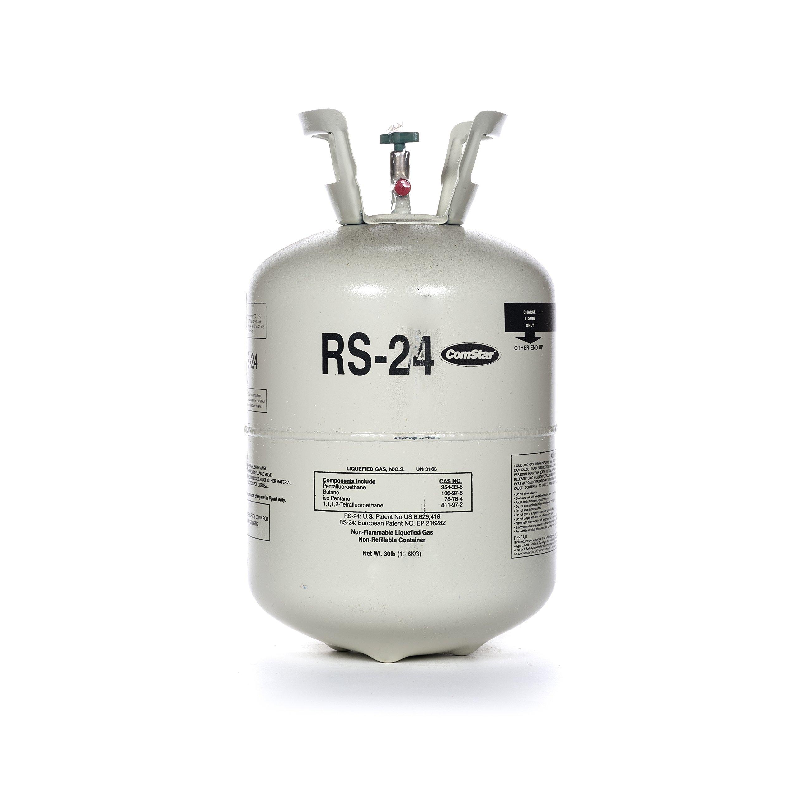 Comstar 80-100 RS-24 Refrigerant (30 lb. Cylinder, Sealed)