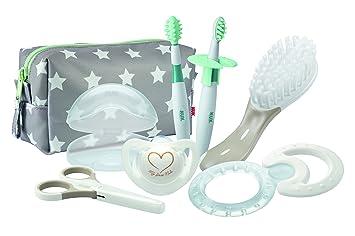 NUK 10256412 Welcome Set Perfekte Erstausstattung Fur Neugeborene Sieben Produkte In Einer Schonen