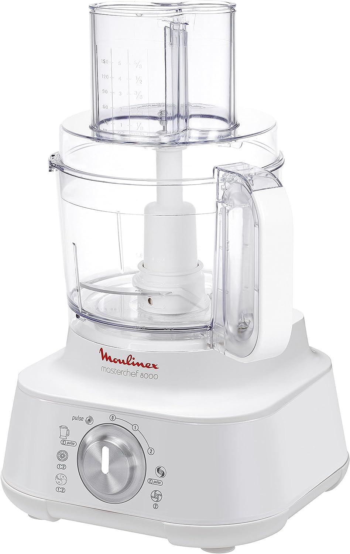 Moulinex Masterchef 8000 850W 3L Blanco - Robot de cocina (3 L ...