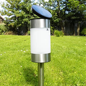 PowerBee Saturn Solar Garden Lights for all year round Garden