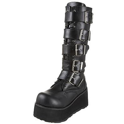 34f09d15970626 Demonia Trashville-518 Herren Kurzschaft Stiefel  Amazon.de  Schuhe ...