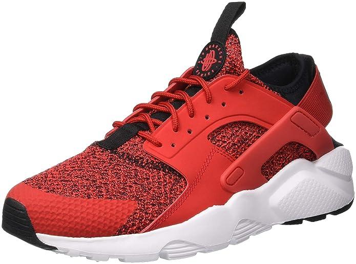Nike Air Huarache Run Ultra SE Schuhe Herren Rot Schwarz