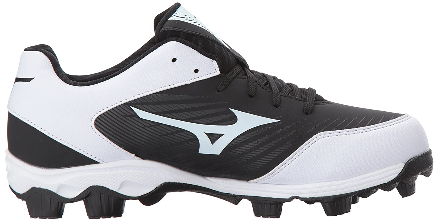 Mizuno (MIZD9) Women's 7 9-Spike Advanced Finch Franchise 7 Women's Fastpitch Cleat Softball Shoe B071G19MTL 10 B(M) US|Black/White 56ccc4