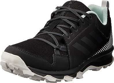 adidas Australia Women's TERREX Tracerocker GTX Trail Running Shoes, Core Black/Carbon/Ash Green, 7.5 US