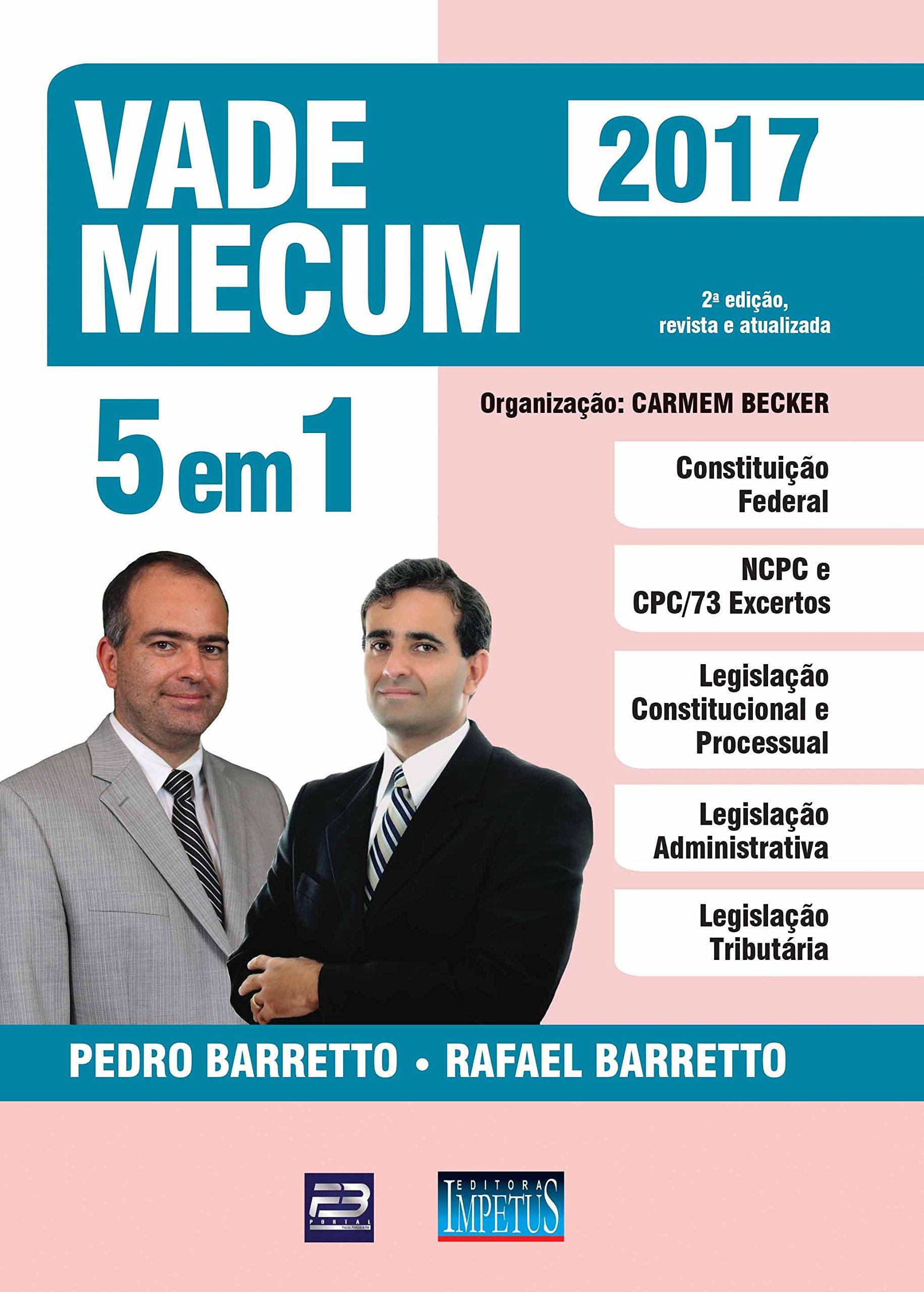 Download Vade Mecum 5 em 1 - 2017 pdf epub