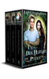 The Day Human Trilogy Complete Collection: The Day Human Prince, The Day Human King, The Day Human Way (The Night Human…