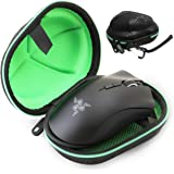 CASEMATIX Esports Mouse Case for Gaming Mice - Compatible with Logitech G Pro, Logitech MX Master 3, Razer Basilisk X, Mamba,