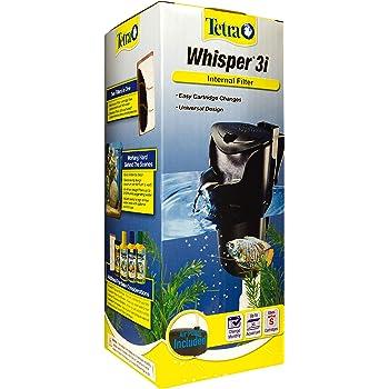 Tetra Whisper In-Tank Filter 3i for 1-3 gallon aquariums