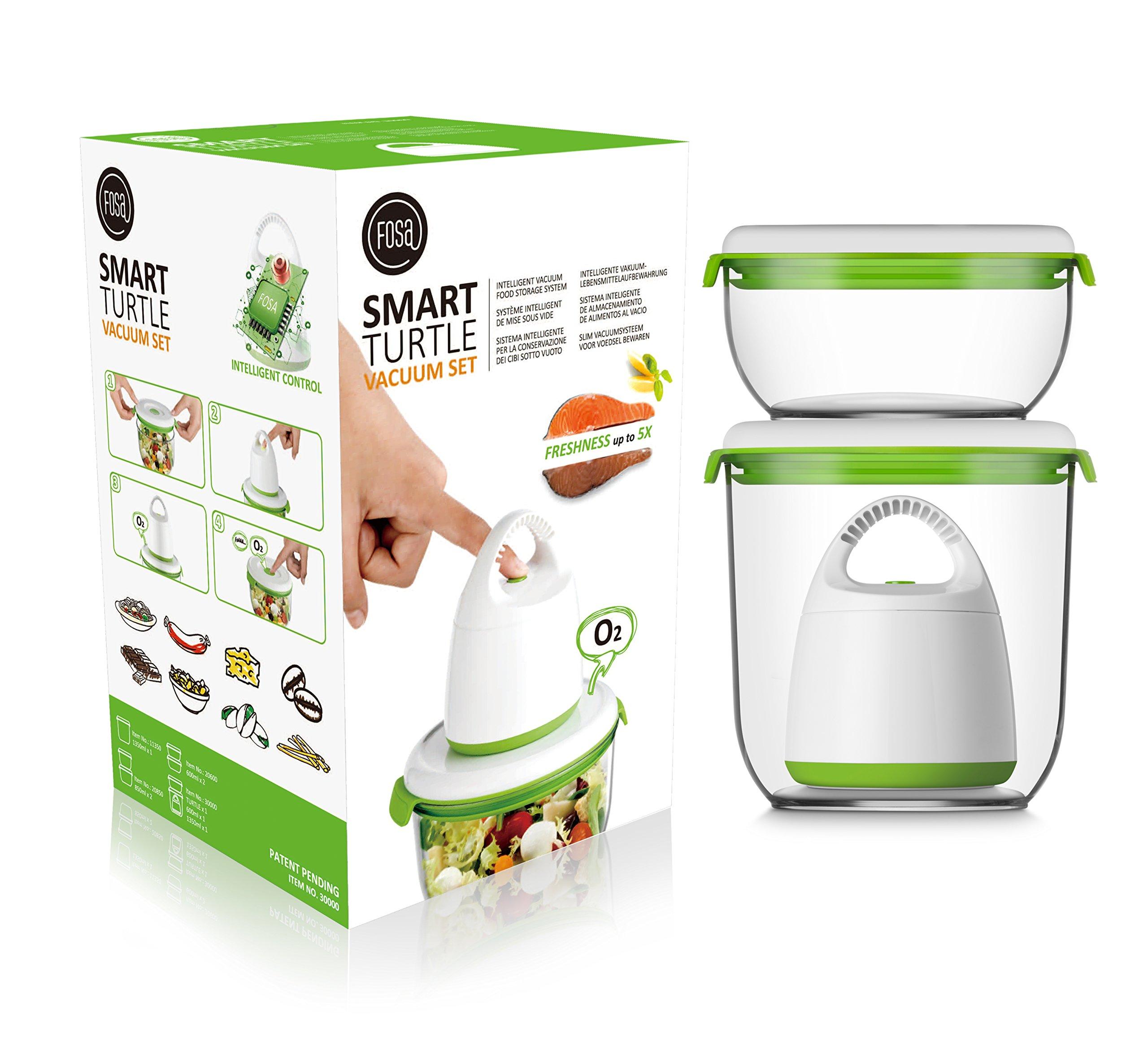 FOSA Vacuum Food Storage and Marinator Starter Set eBay