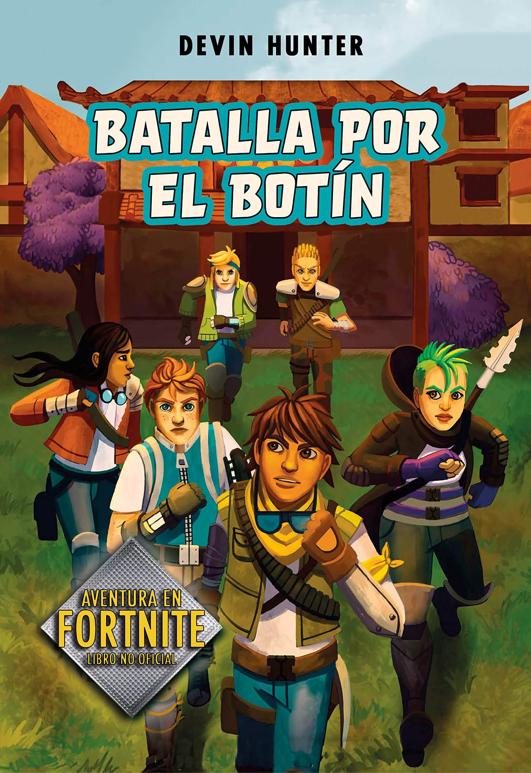 Batalla por el botín (Atrapados en Battle Royale 2) por Devin Hunter