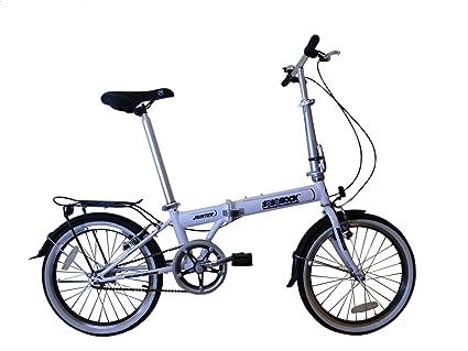 """20"""" Single Speed Steel Folding Bike - Hunter"""