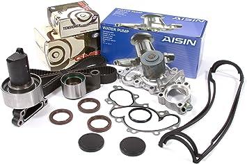 Evergreen TBK240WPA Fits 93-95 Toyota 4Runner Pickup V6 3.0L 3VZE Timing Belt Kit AISIN Water Pump