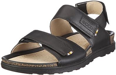 0892900b5b88d ECCO Passion 520534 Men s Sandals Black Size  13  Amazon.co.uk ...