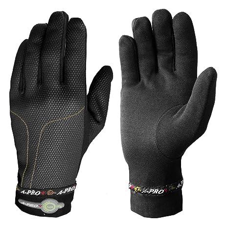 f01b7c913f37 Amazon.fr   A-pro Gants de moto, pour hiver, chaudes, unisexe ...