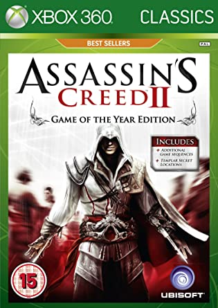Assassins Creed 2: Game of The Year - Classics Edition (Xbox 360 ...