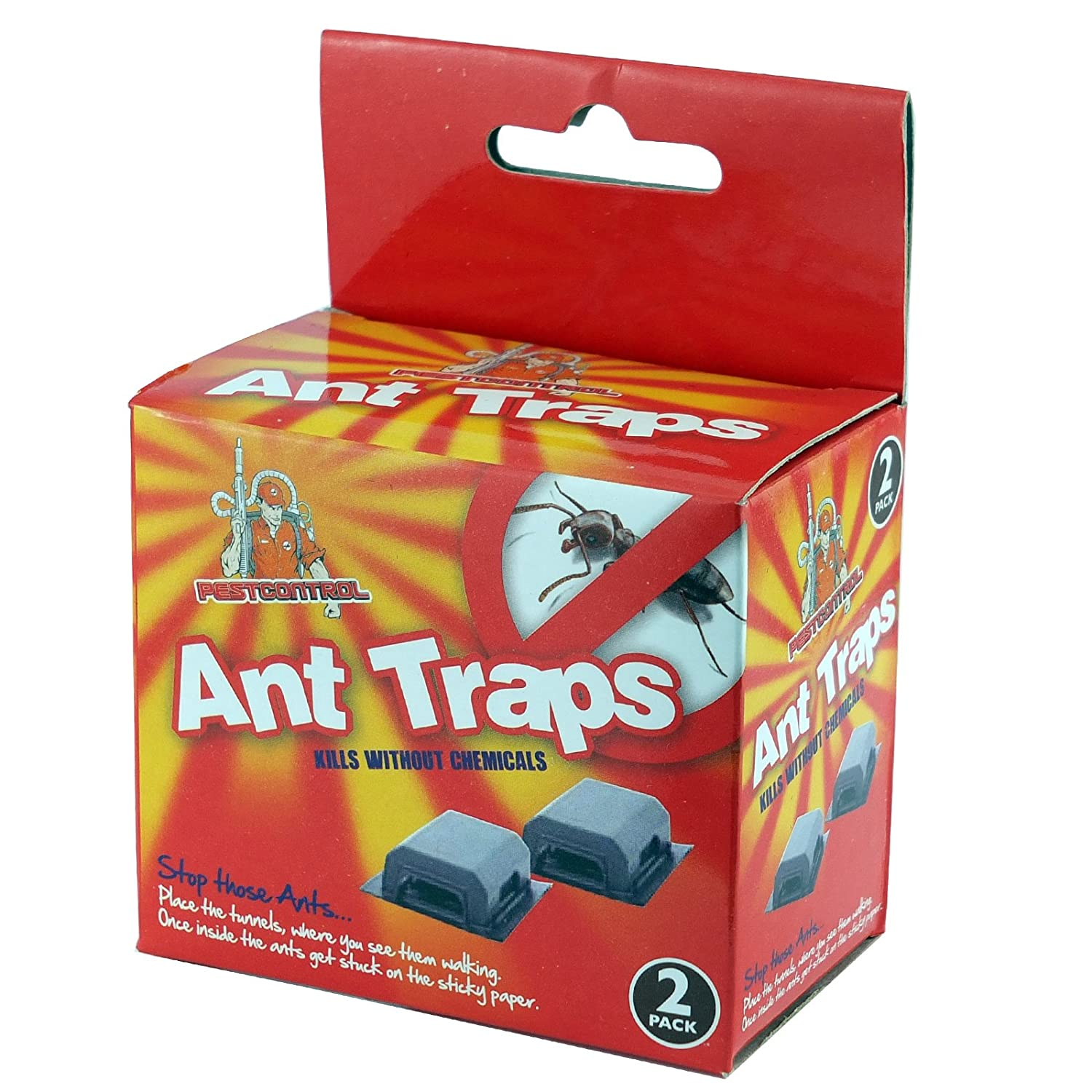 Ant Traps - Kills Without Chemicals (Pack of 1) Home Garden Online