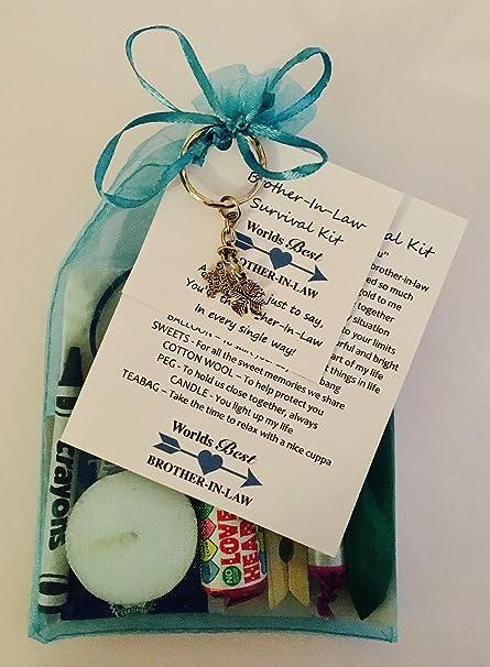 Cuñado sobrevivencia tarjeta regalo Kit (fantástico regalo ...