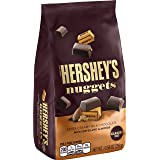HERSHEY'S Nuggets Chocolate Candy, Extra Creamy with Toffee and Almonds, 10.56 Ounce