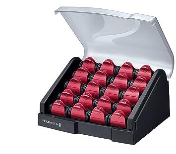 Remington Rulos Silk - Kit de 20 rulos aterciopelados, cerámica, calientes en 90 segundos: Amazon.es: Belleza