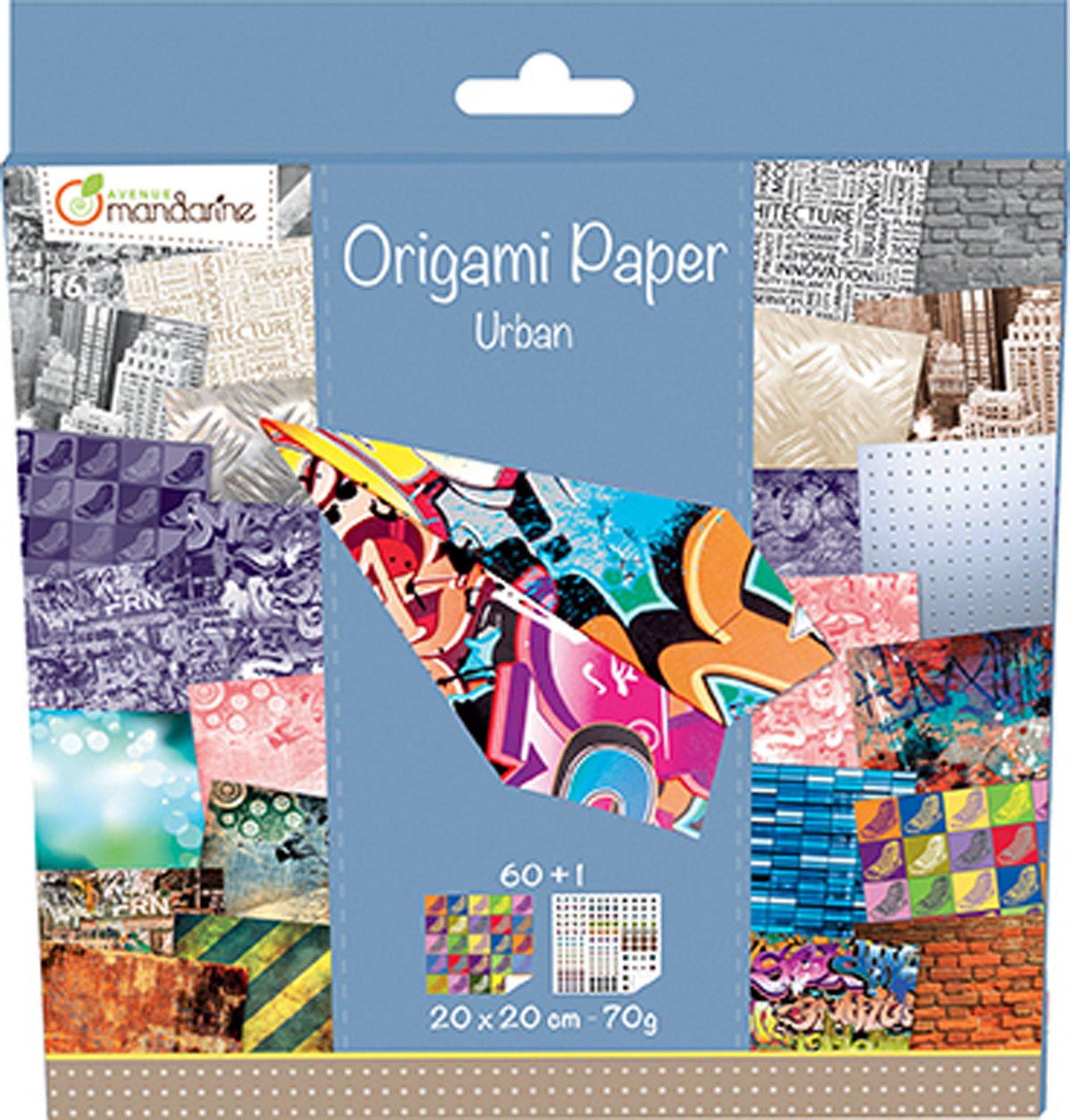Origami Paper 17cm x 17cm Singapore | MTRADE Novelty Wholesale | 1609x1538