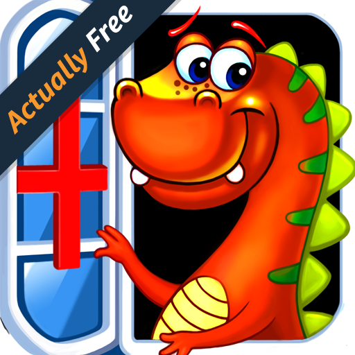 - Dr. Dino - Educational Doctor Games for Kids & Toddlers Education