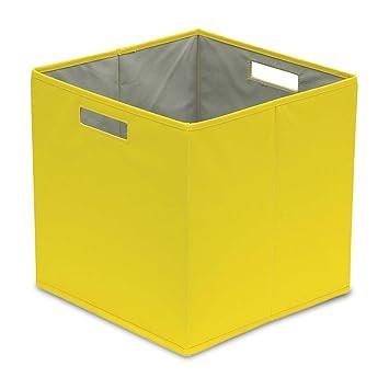 Wonderful 13.25u0026quot; L X 13.25u0026quot; W X 13u0026quot; H Modular Storage Full Fabric Bin